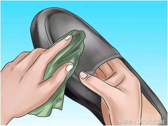 淺色皮鞋怎麼清洗 - 每日頭條