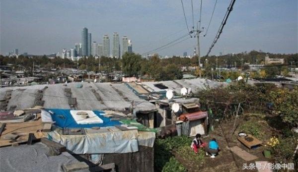 直擊:韓國首爾貧民區和朝鮮平壤高樓大廈 - 每日頭條