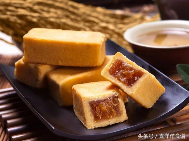 鳳梨這時候是最好吃的,甜品大師 教你在家做正宗的鳳梨酥 - 每日頭條
