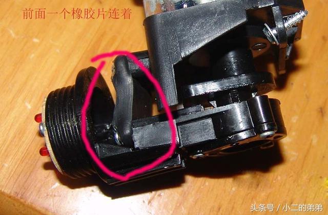 拆解國外用的震動按摩器,竟然是110V直流,原理卻是偏心裝置 - 每日頭條
