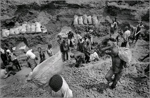 非洲「血鑽」之旅:每年產8000多萬克拉鑽石,產值近百億美元 - 每日頭條