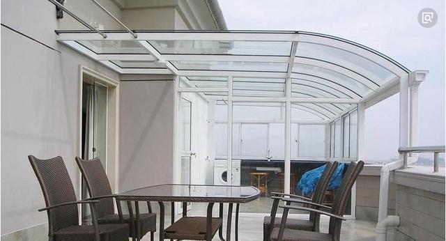 陽光棚價格?陽光板雨棚、車棚、露臺遮陽棚怎麼樣? - 每日頭條