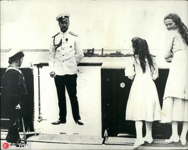 俄國末代大公主奧爾加:生於皇家,最終卻死於槍殺 - 每日頭條