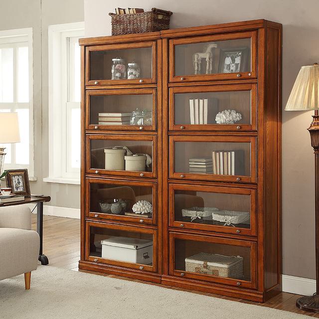 氣質實木書櫃,打造高雅的文藝書香韻味 - 每日頭條