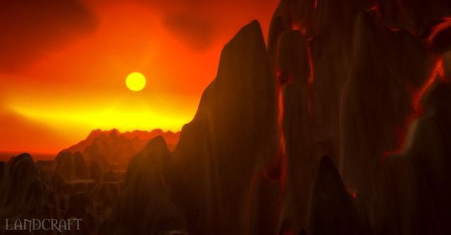 魔獸世界裡那些絕美的景點 - 每日頭條