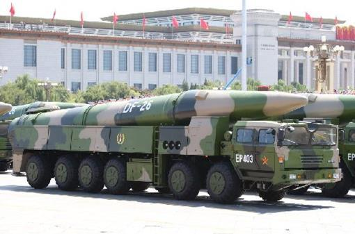 中國巨資打造東風26反艦飛彈竟是幌子?蛇形機動才是美航母噩夢 - 每日頭條