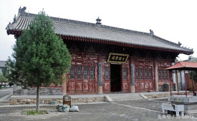 陝西商洛唐代,清朝古建築,遺址,村落! - 每日頭條
