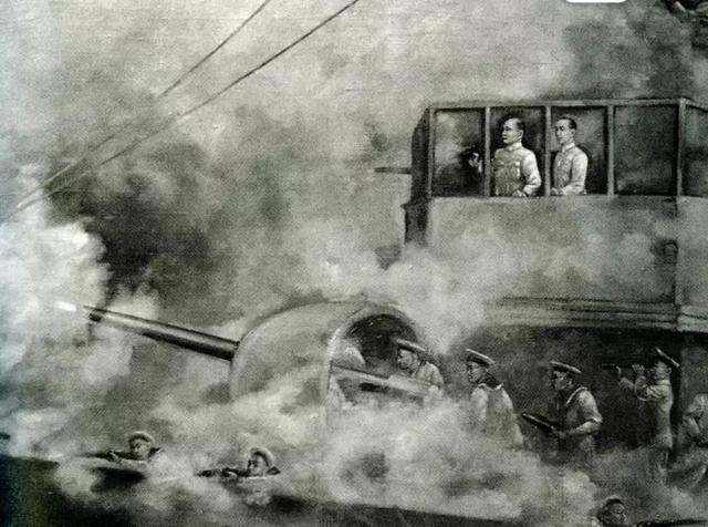 《圓夢——從北洋鐵甲到航母艦隊》展覽解讀之四∣生於憂患 躑躅前行(下) - 每日頭條