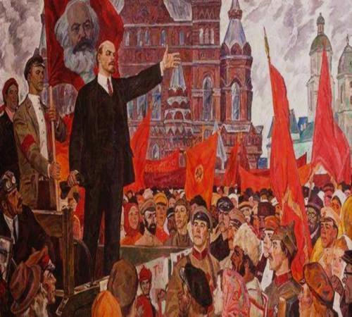 解密世界歷史之十九:俄國十月革命 - 每日頭條