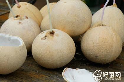 椰子的功效與作用 - 每日頭條