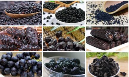 不知道太虧了!6種食物能補充黑色素,特別是第三個! - 每日頭條