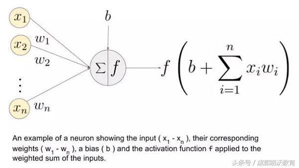一文概覽深度學習中的激活函數 - 每日頭條