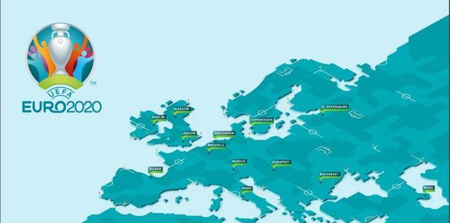 歐足聯持續燒錢,2020年歐洲杯獎金將超3.7億歐元! - 每日頭條