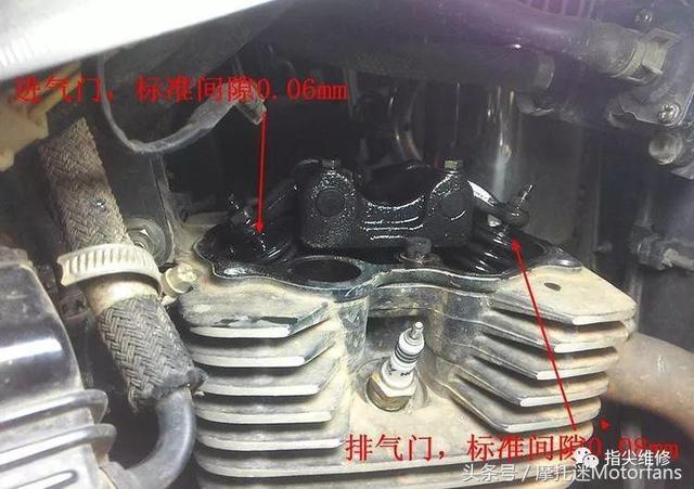 摩托車氣門為什麼會變彎折斷呢?多年修車生涯總結的十大經驗 - 每日頭條