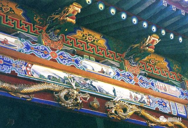玉砌雕欄丨匠心畫棟 中國古建築彩畫藝術 - 每日頭條