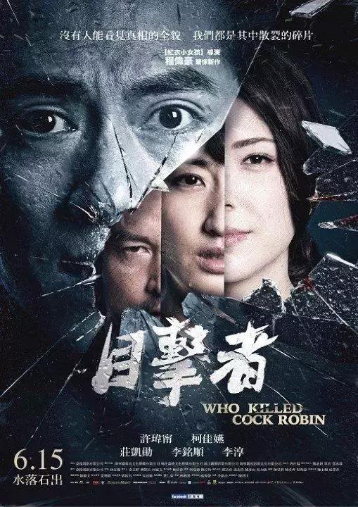 《目擊者之追兇》:2017年最值得你看的華語懸疑片 - 每日頭條