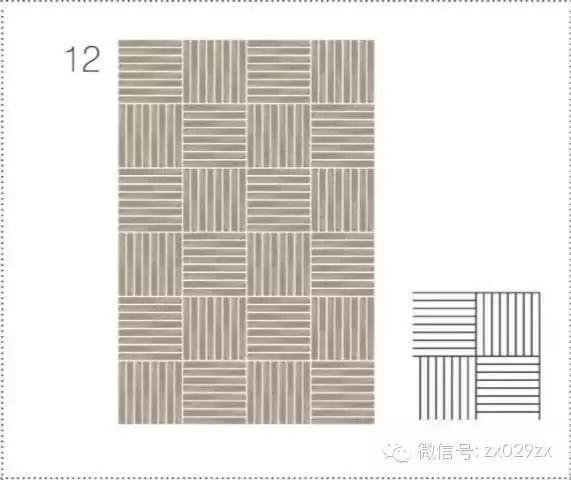 木紋磚18種鋪法案例,你家鋪對了嗎 - 每日頭條