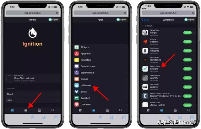 A12越獄來了!iOS12-12.1.2新越獄工具Chimera 推出(附教程) - 每日頭條