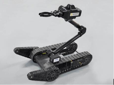 2016中國服務機器人產業發展白皮書(七):軍用機器人 - 每日頭條