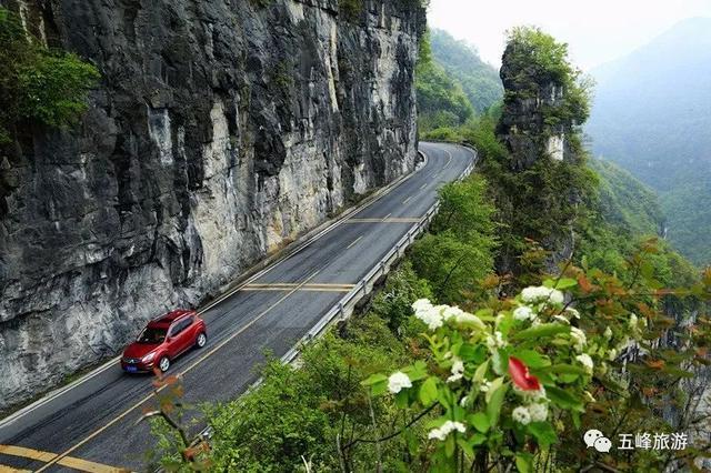 五峰這條旅遊風景道成湖北新晉「網紅」! - 每日頭條