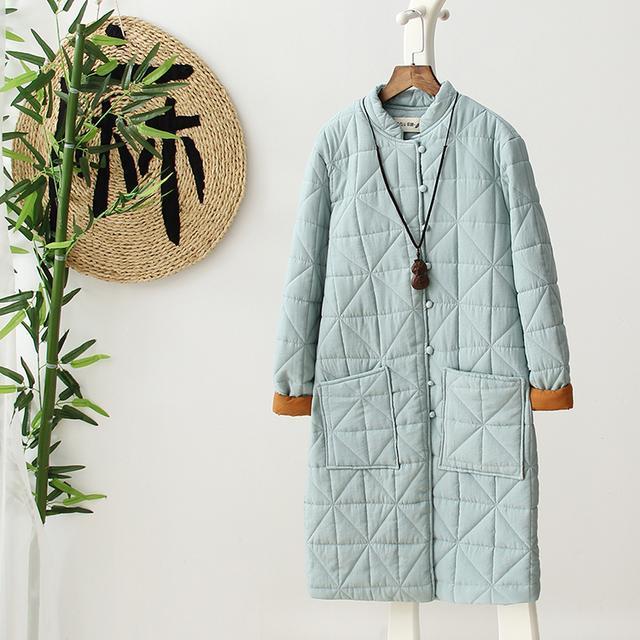 媽媽還再穿去年的棉襖嗎?洋氣又大方的民族風小棉襖她一定會喜歡 - 每日頭條