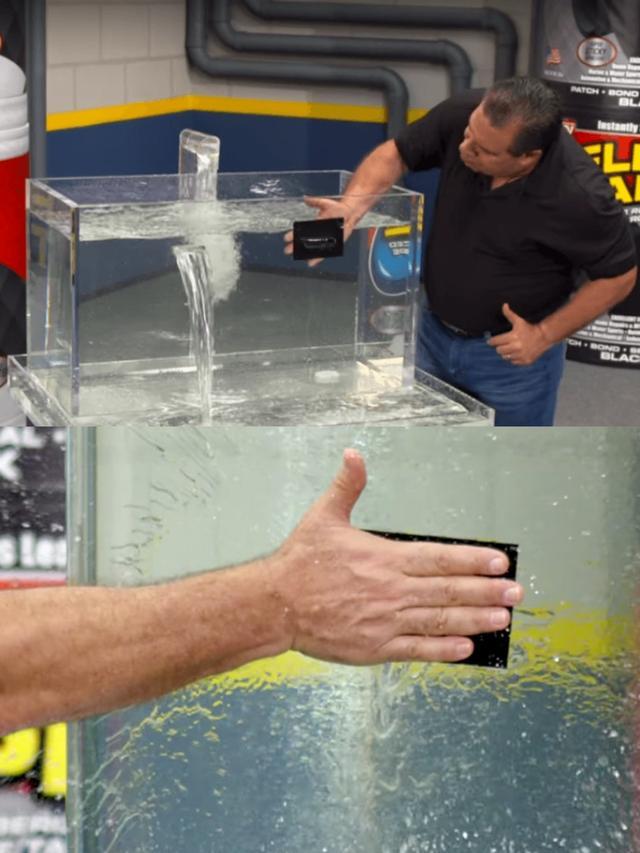 美國此防水膠帶堪稱「膠王」,屋頂都能補得毫不滲水,家家必備! - 每日頭條