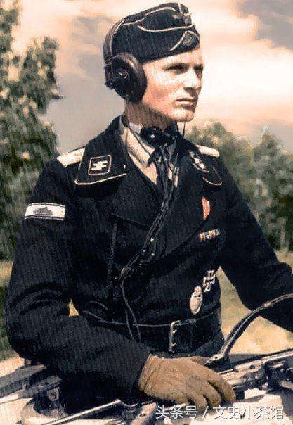 二戰德國SS「骷髏」師的最後結局 - 每日頭條