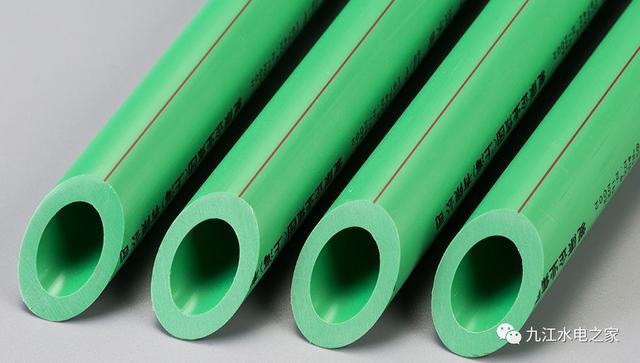 在市場上。如何快速區分冷水管和熱水管 - 每日頭條