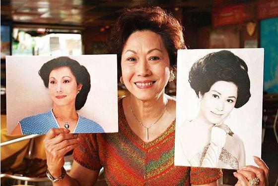 她是最美蘇小小從電影到電視劇演足58年 和老公結婚恩愛50年 - 每日頭條
