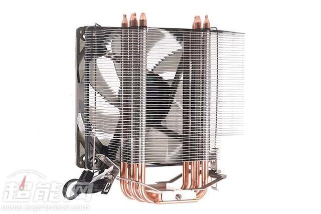 安鈦克銅虎C400散熱器評測:絕對百元散熱器生力軍 - 每日頭條