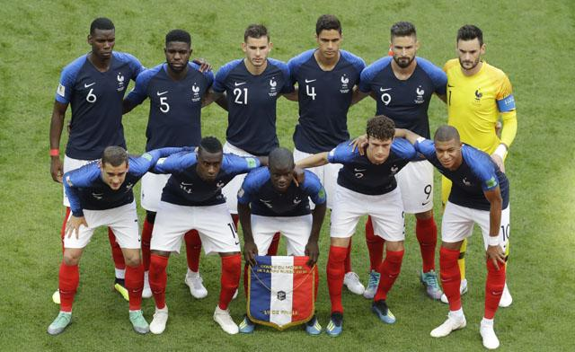 法國來自歐洲,法國隊貌似來自非洲 - 每日頭條