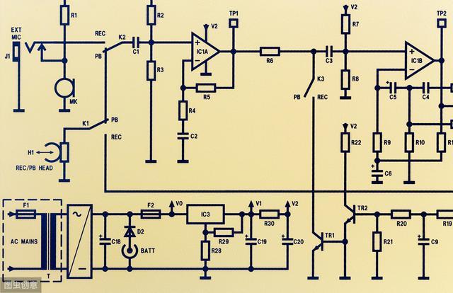 物致理:電流在微觀界中的另一種表述形式 - 每日頭條