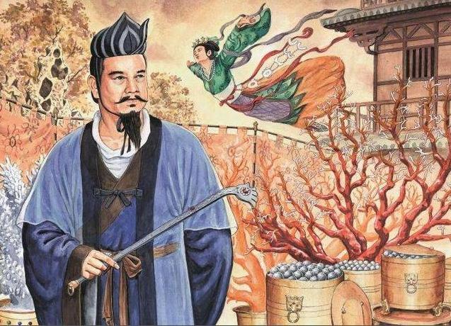 看看中國史上最能炫富的人——石崇。是怎樣和皇帝鬥富的? - 每日頭條