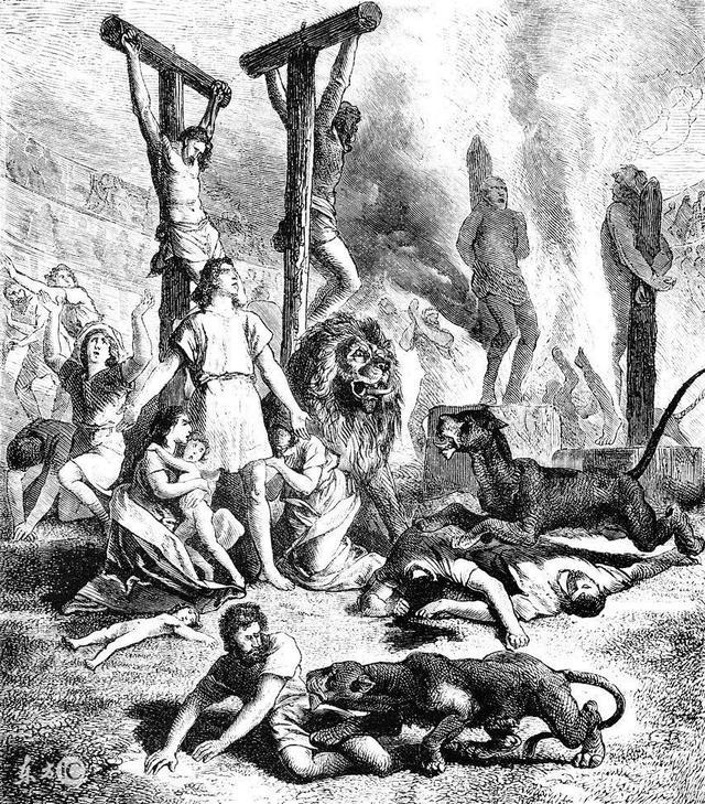 基督教是如何逆襲成為羅馬國教的? - 每日頭條