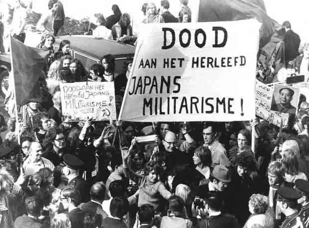 不受歡迎的訪客:1971年裕仁天皇尷尬的訪歐行程 - 每日頭條