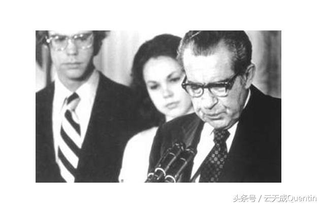 歷史上的今天——美國總統尼克森因水門事件被迫辭職 - 每日頭條
