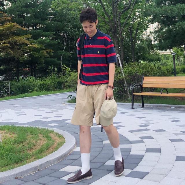 男生夏日別亂穿衣服,有這5套短褲穿搭就夠了,帥氣陽光顏值高 - 每日頭條
