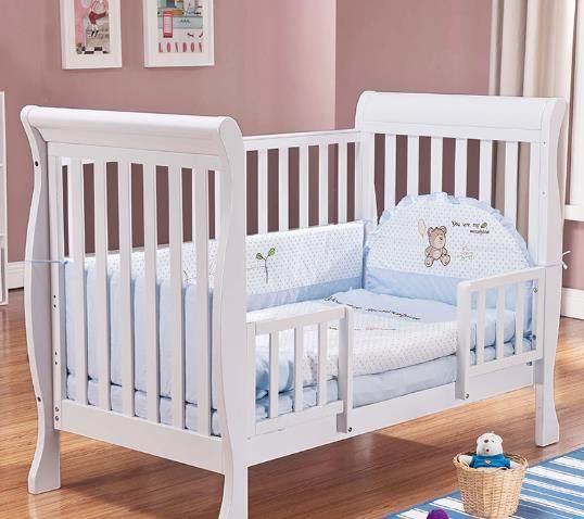 嬰兒床尺寸是多少 怎樣選購 - 每日頭條