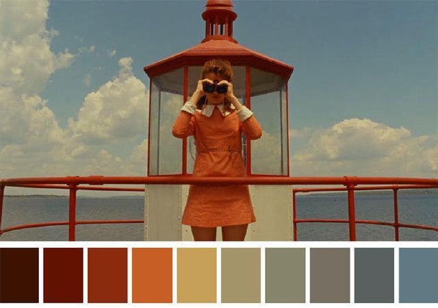 CINEMAPALETTES 一直被你忽略的電影色彩元素 - 每日頭條