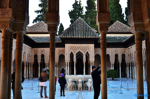2013我在西班牙之阿爾罕布拉宮—永恆的記憶 - 每日頭條