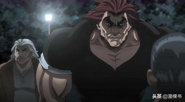 刃牙:范馬勇次郎秒殺柳龍光,失去視力鐸爾再次與奧利巴相遇 - 每日頭條