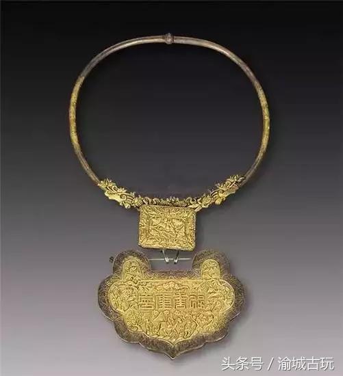中國式護身符:歷代長命鎖的演變 - 每日頭條