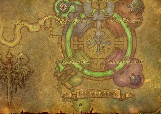 魔獸世界懷舊服 血色修道院任務大全 - 每日頭條