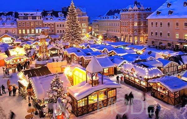 去歐洲聖誕市集,感受濃烈的聖誕氣氛吧! - 每日頭條