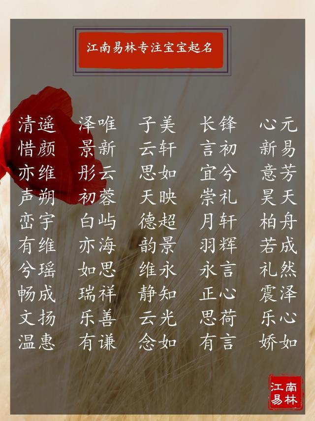 詩經取名:流傳了2500年的詩經。500個個個美膩了的好名 - 每日頭條