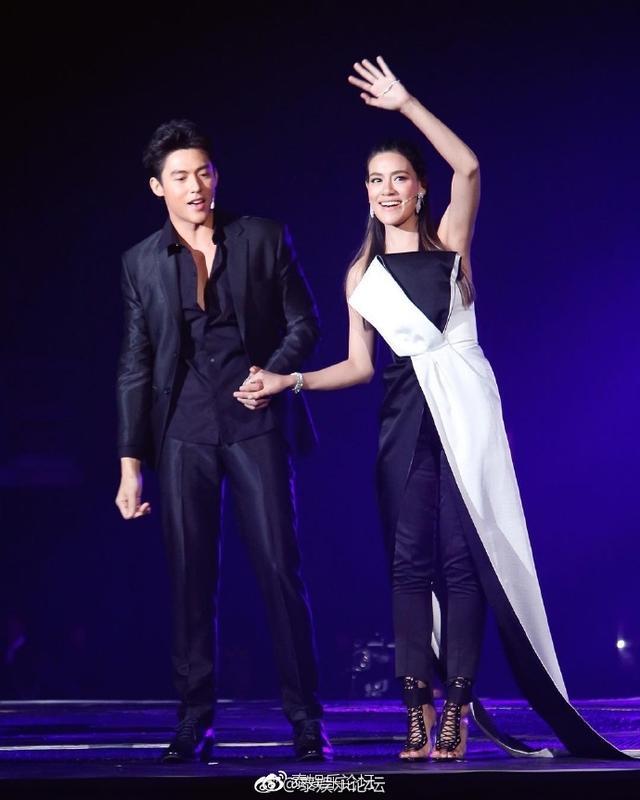 泰國娛樂圈當紅明星齊聚 三臺47周年臺慶群星演唱會盛大舉行 - 每日頭條