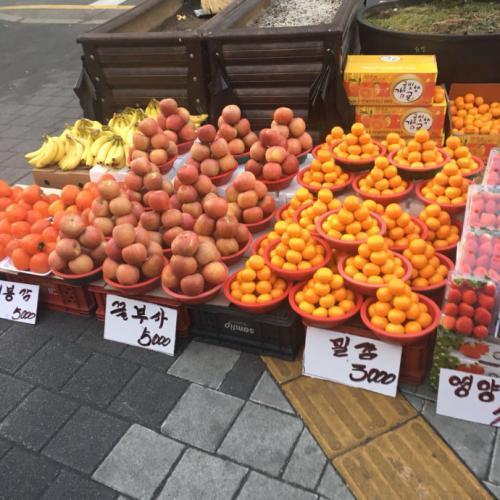 聽說韓國人吃不起水果? - 每日頭條