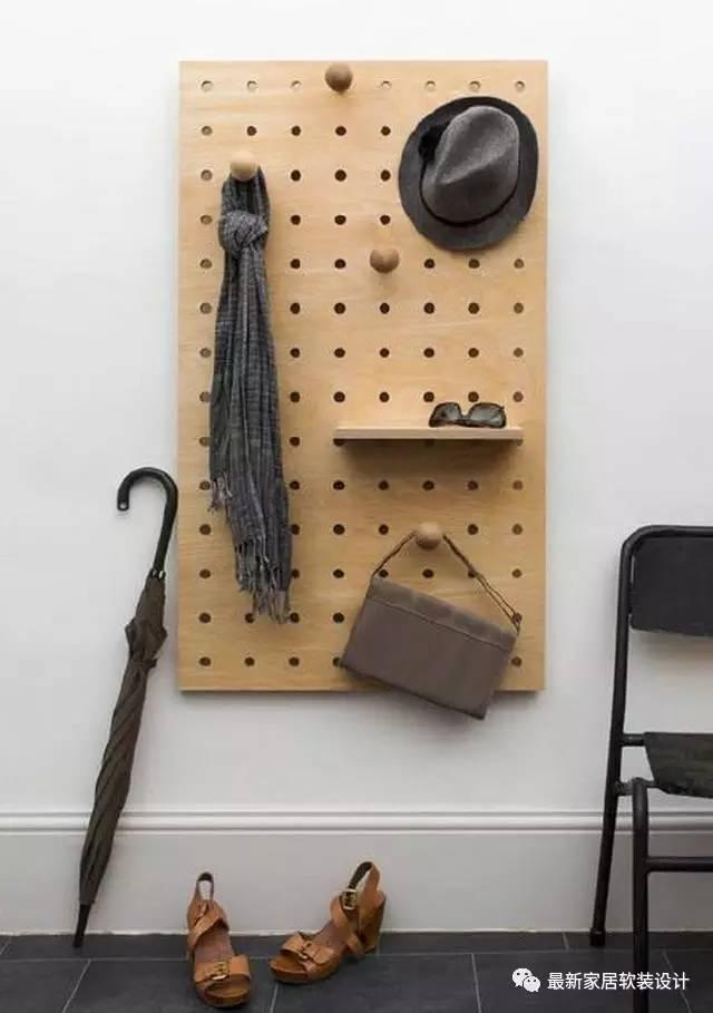 kitchen pegboard replacement doors peg board簡直了 家居收納數第一 圈了一堆鐵粉 每日頭條 玄關一般用於放置剛進門或者出門時需要的衣物 鞋子 配飾 鑰匙錢包等 打造一面peg board 或者僅僅是局部搭配一塊洞洞板 既實用又一臉的新穎