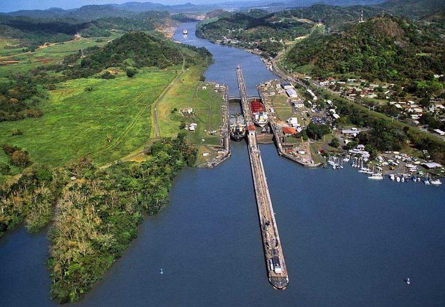 運河是人工開鑿的通航河道,世界上有名的運河有哪些? - 每日頭條