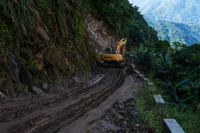 投資9.5億建設新的墨脫公路117公里修了近50年 - 每日頭條